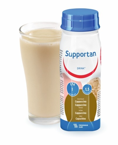 Supportan DRINK (Cappuccino) 4x200 ml - Fresubin