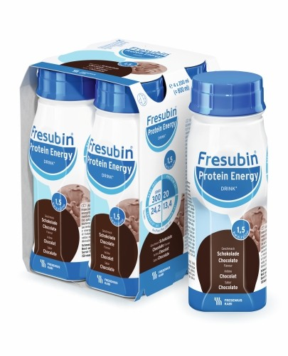 Fresubin Protein Energy DRINK (Czekolada) 4x200 ml - Fresubin