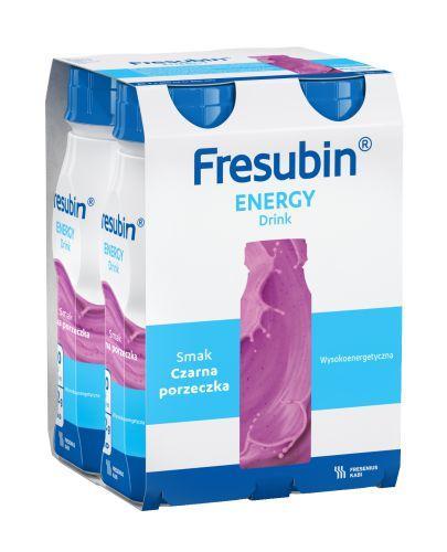 Fresubin Energy DRINK (Czarna porzeczka) 4x200 ml - Sklep Fresubin