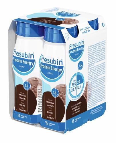Fresubin Protein Energy DRINK (Czekolada) 4x200 ml - Sklep Fresubin