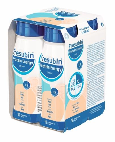 Fresubin Protein Energy DRINK (Orzech) 4x200ml - Sklep Fresubin