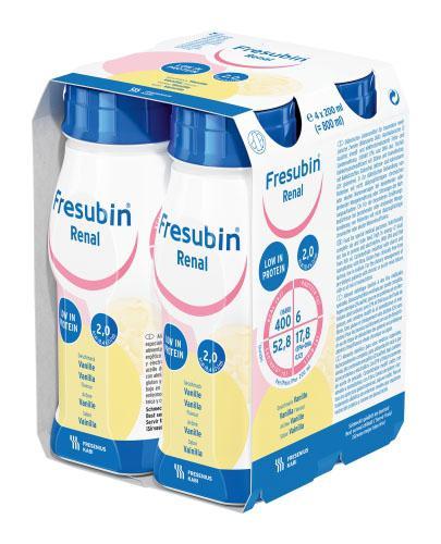 Fresubin Renal (Wanilia) 4x200 ml - Sklep Fresubin