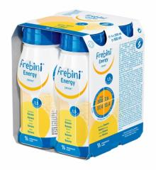 Frebini Energy DRINK (Banan) 4x200ml (krótka data ważności: luty 2021)  - mój Fresubin