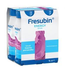 Fresubin Energy DRINK (Czarna porzeczka) 4x200 ml - mój Fresubin