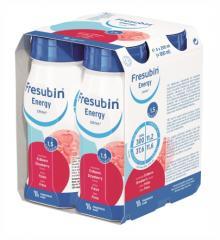 Fresubin Energy DRINK (Truskawka) 4x200 ml - mój Fresubin